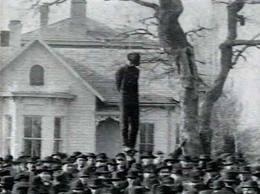 a lynching