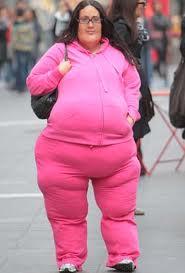 a fat suit