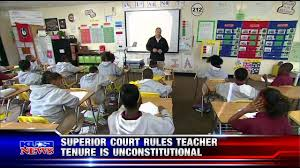 California teachers case
