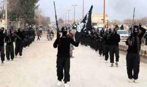 1 ISIS in black