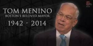 1 Tom Menino