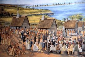 1 Thanksgiving 1621