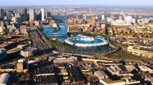 1 olympic stadium