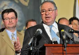 1 Speaker DeLeo fights