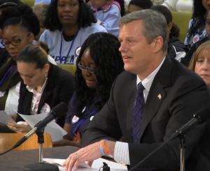 CB at charter hearing