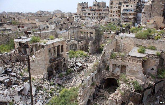 Aleppo 2015