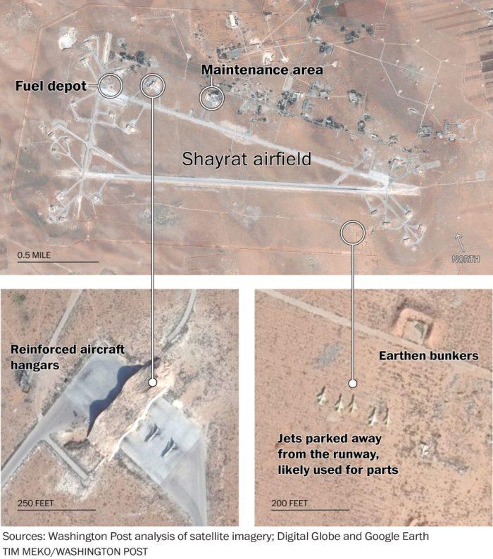 Shayrat airfield
