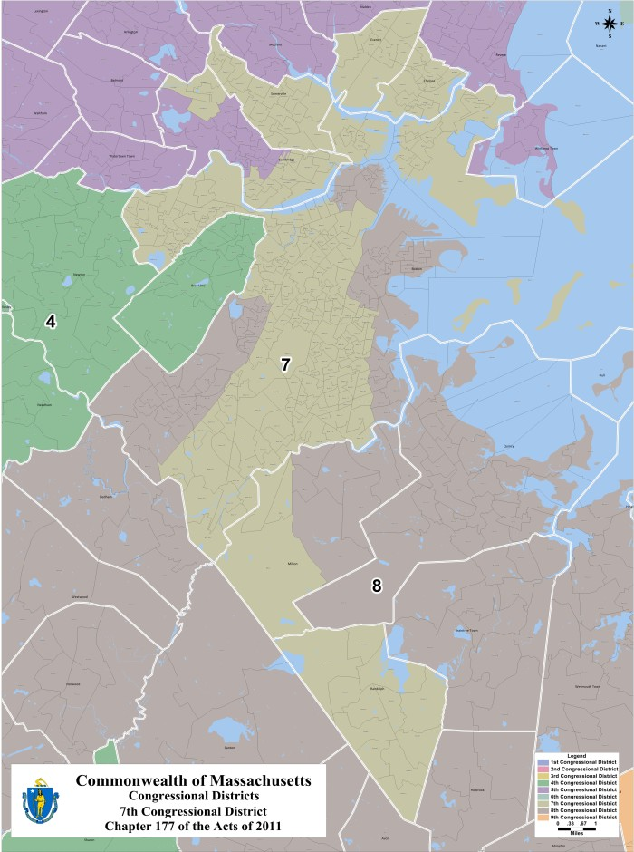 7th Congressional Minority-Majority District
