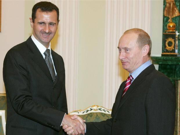 bashar-al-assad-vladimir-putin