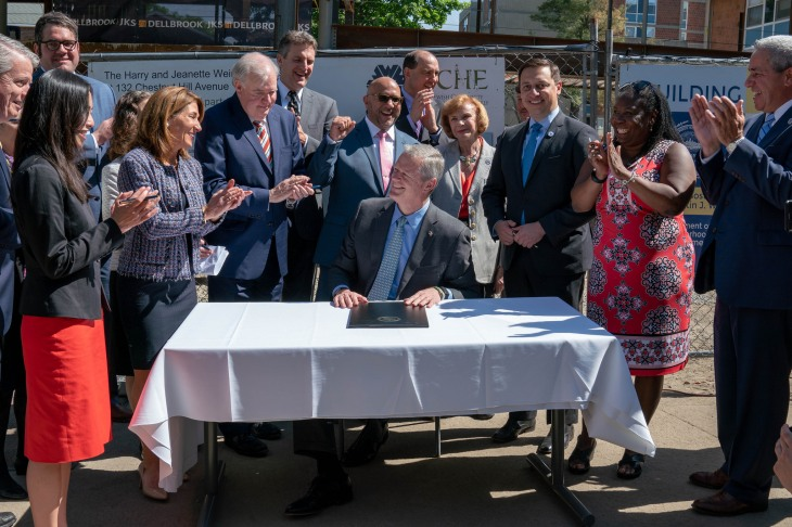 Baker signs housing bill